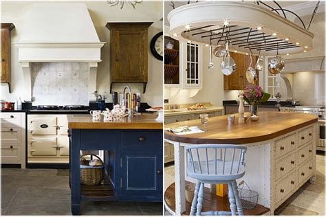 Rustic Kitchen Island Ideas by 20 Kitchen Island Designs