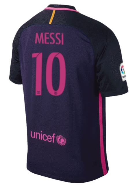 Jersey Grade Ori Barcelona Away 20162017 list of synonyms and antonyms of the word messi jersey 2017