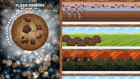 cookie clicker s day cookie clicker s update adds festive cheer test