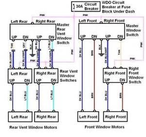 solved passenger power window switch wire diagram on 1983 fixya