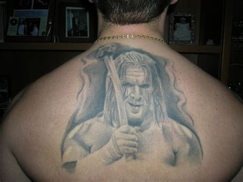 wrestling tattoos themed tattoos squaredcircle