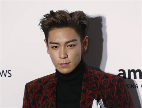 best big big member t o p released from hospital after
