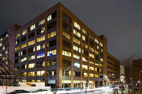 51 Sleeper St Boston Ma by Experience