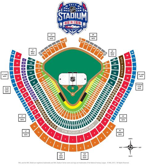 dodger stadium parking map dodger stadium los angeles ca seating chart view