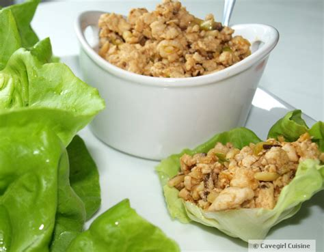 paleo recipes cavegirl cuisine paleo p f paleo chicken lettuce wraps paleo recipes