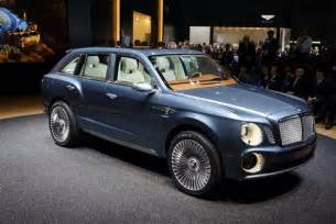 Bentley Price 2015 2015 Bentley Suv Review And Price New Suv Cars 2014 2015