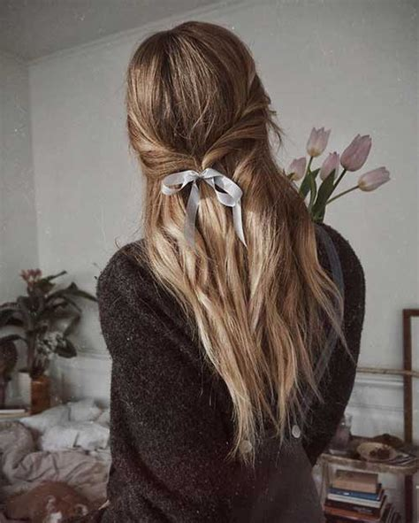 ribbon hairstyles from drab to fab gorgeous hairstyles with bows
