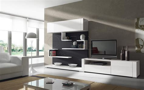 Modern Tv Furniture Living Room Home Combo Living Room Wall Units Furniture