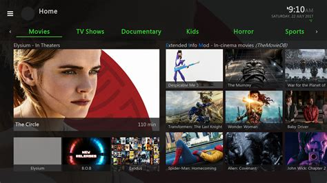 film streaming kodi kodi top best builds 2017 your streaming tv