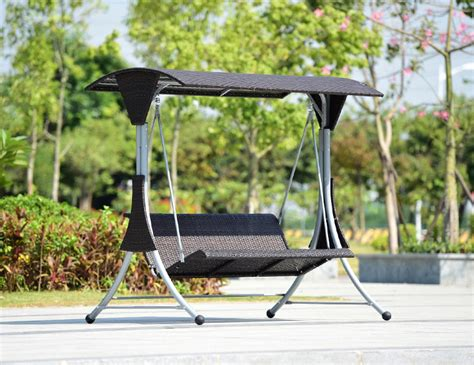cheap garden swing seat online get cheap patio swing bench aliexpress com