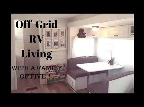 family living  rv  debt  log home build youtube