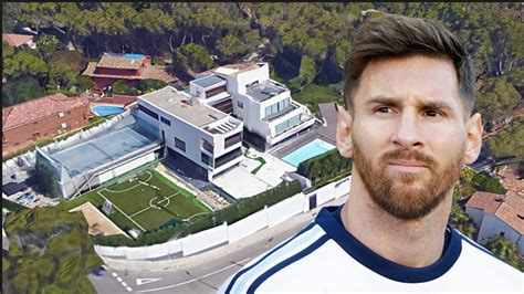 Reportedly Banned From Esquire Show House Event 2 by Football Planes Banned From Flying Lionel Messi S