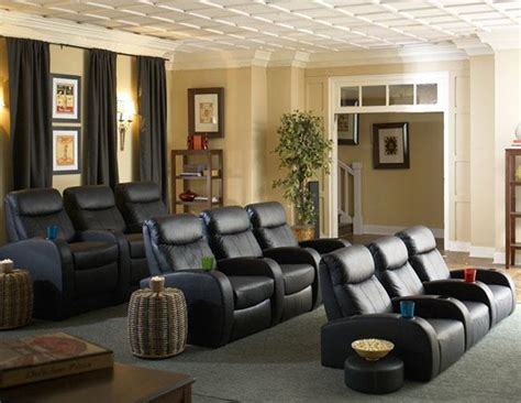 stadium seating couches living room seatcraft rialto back row theater seats buy your home