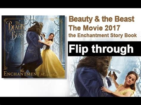 the beast picture book and the beast 2017 the enchantment story book