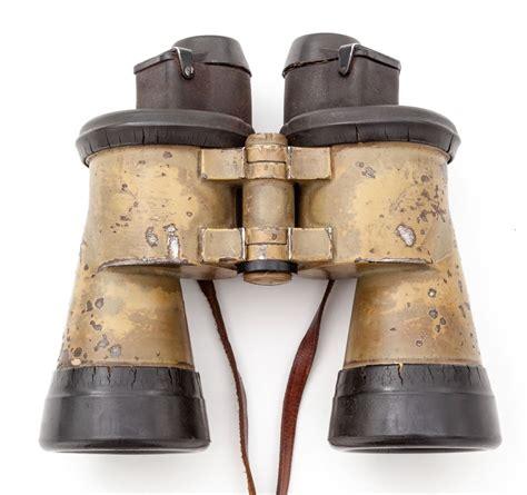 u boat binoculars zeiss wwii era carl zeiss gena 7x50 u boat binoculars