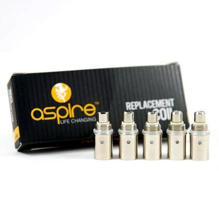 aspire bdc replaceable dual coils 1 8 ohm 5 silver jakartanotebook