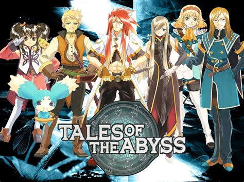 tales of abyss wallpaper hd tales of the abyss playstation 2 wallpapers fonds d 233 cran