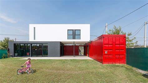 Warehouse Floor Plans A Container Home With Personality
