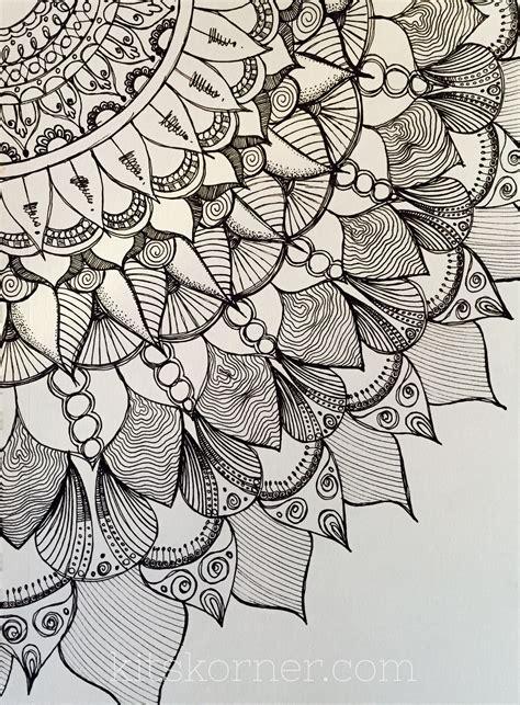 mandala pattern sketch mandalas pinteres