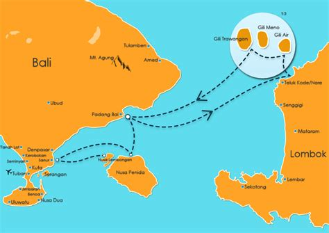 cheapest boat sanur to nusa lembongan ocean star express fast boat to the gili islands