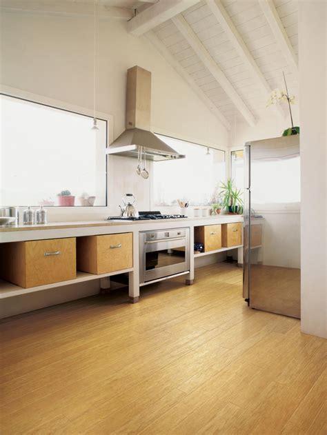 stainless kitchen interior designs with hardwood floors kitchen floor buying guide hgtv