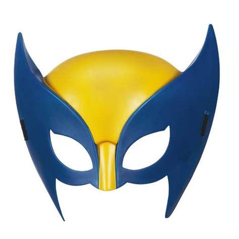 printable wolverine mask wolverine hero mask hasbro wolverine roleplay at