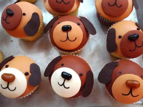 puppy cupcakes how to make puppy cupcakes