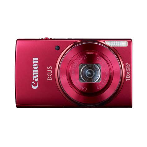 Kamera Canon Ixus 155 by Canon Ixus 155 Hs Compact Rood