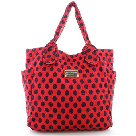 Marc By Marc Oversized Polka Dot Tote by Marc By Marc Marc Polka Dot Tote