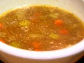 Ina Garten Beef Rich Beef Barley Soup Recipe Ina Garten Food Network