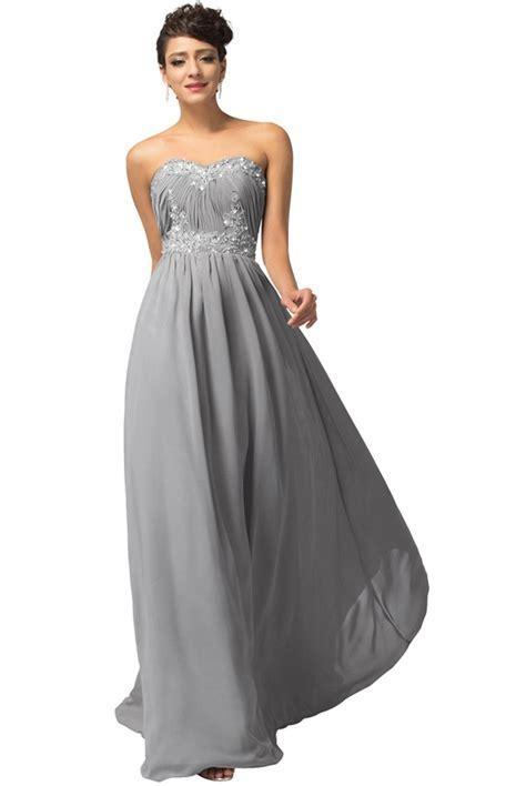 Grey Bridesmaid Dress by Grey Bridesmaid Dresses Dresscab