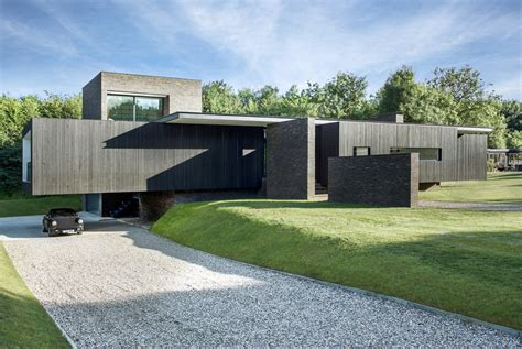 the house is black a black house in kent inspired by local historic and modern buildings design milk