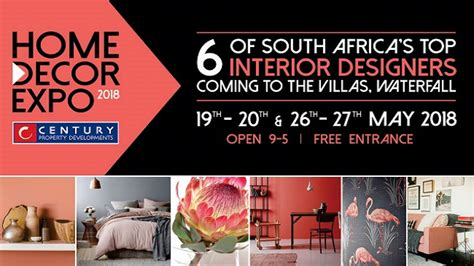 home design expo get your d 233 cor fix at the home d 233 cor expo 2018 joburg co za