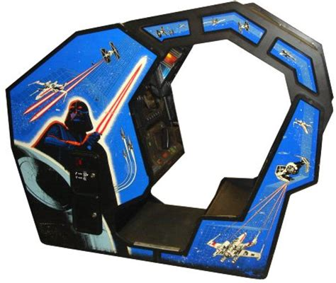 Syari Salwa Gamis atari wars cockpit original arcade machine from find