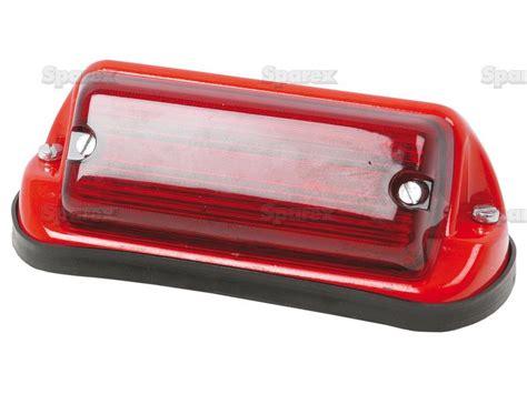 massey ferguson 135 rear lights s 41126 rear light rh lh for massey ferguson 135 100