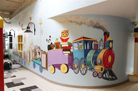 a day wall mural ottawa day care interactive wall mural mural magic