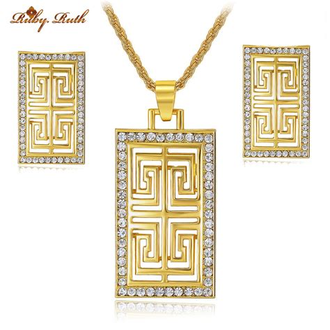 yellow gold jewellery reviews shopping yellow gold jewellery reviews on aliexpress