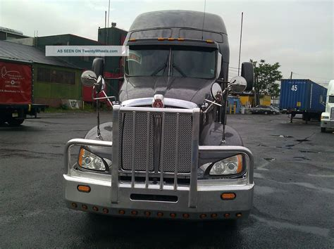 kenworth t660 automatic for 2009 kenworth t660
