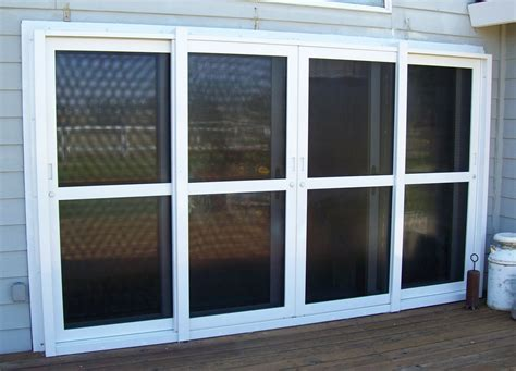 Patio Security Door by Security Doors Security Door Sliding Patio Door