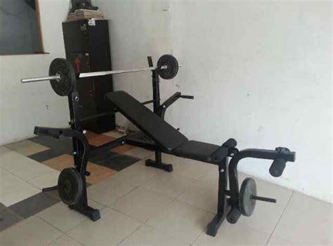 Alat Fitnes Bench jual alat fitness bench press k 310