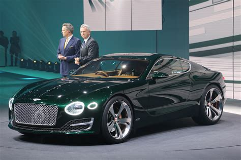 bentley concept car bentley exp 10 speed 6 concept front three quarter photo 1