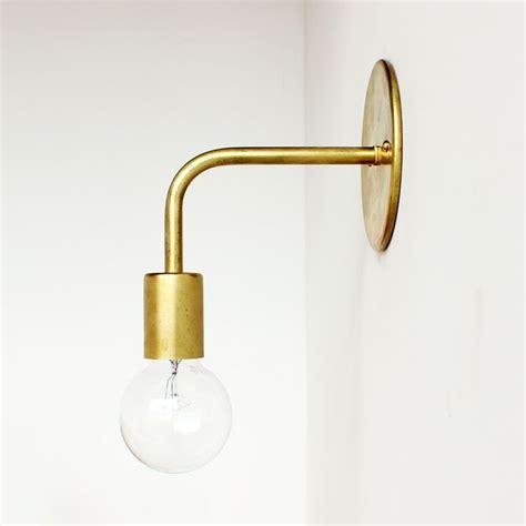 brass bathroom sconces best 20 brass wall lights ideas on pinterest