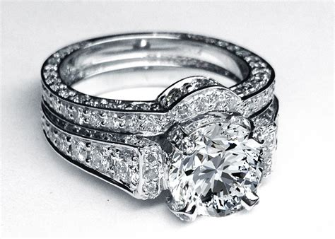 Big Engagement Rings by Beautiful Wedding Rings For Popular