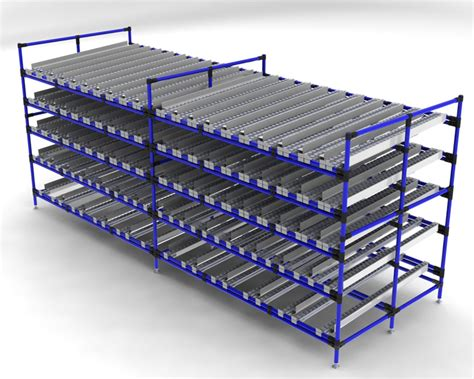 What Is A Rack Flow Racks Flowtube Roller Gravity Racking