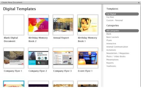 lucidpress templates lucidpress offers app for creating print or digital documents