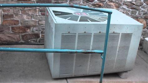 capacitor for 5 ton ac rheem central air capacitor 28 images rheem used central air conditioner condenser rand