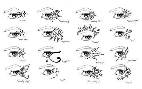 henna design for eyes eye tattoo henna designs face painting pinterest