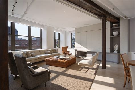 home design studio new york city modern spotlight 13th street meatpacking loft