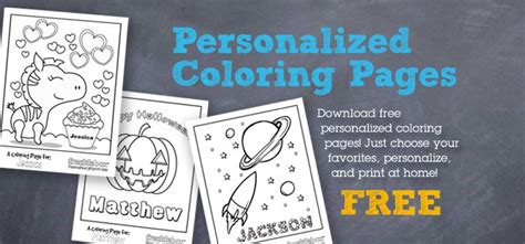 Personalized Coloring Pages Fun For Kids Pinterest Personalized Fancy Name Coloring Pages