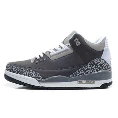 sneakers for sale jordans air 3 limited edition mid grey air jordans shoes